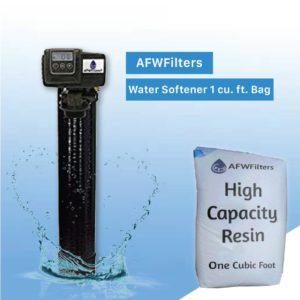 AFWFilters SOFRES1 - Best Multipurpose Water Softener Resin 2020