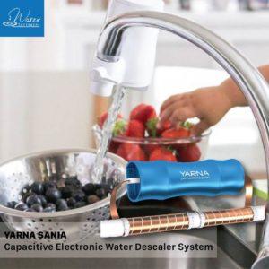Sania Water Descaler Capacitive Electronic Water Descaler System