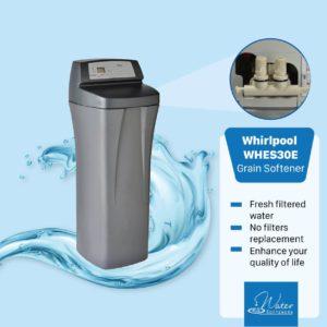 Whirlpool WHES30E 30,000 Grain Softener