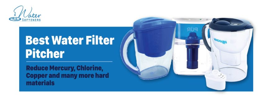 Best Water Filter Pitcher - Water Purification Filter
