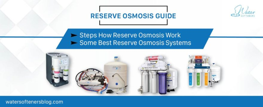 How does reverse osmosis work - Best Reverse Osmosis Filter