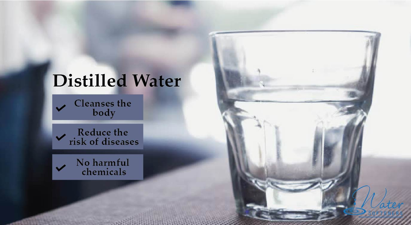 What exactly is distilled water