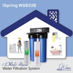 3 stage water filter