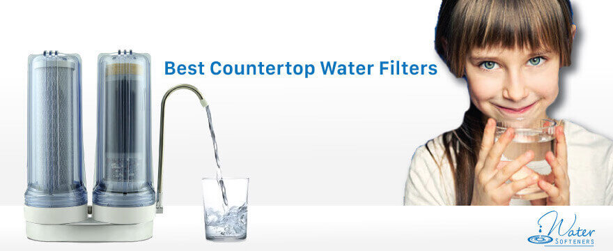 Best Countertop Water Filters – Updated Reviews 2020