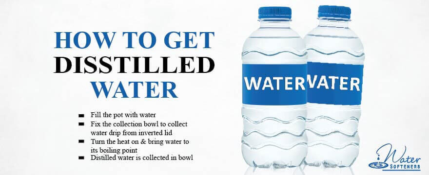 How to get distilled water – Get your Distilled water at your homes