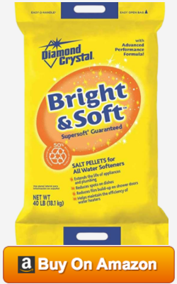 Diamond Crystal Salt Pellets Bag 40 Lb