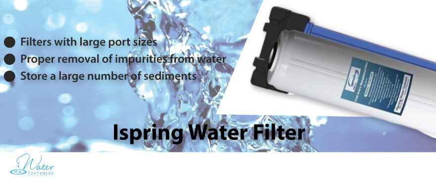 iSpring Water Filter Review – Whole House Water Filtration System